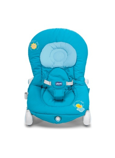 Chıcco Balloon Bouncer Lıght Blue-Chicco